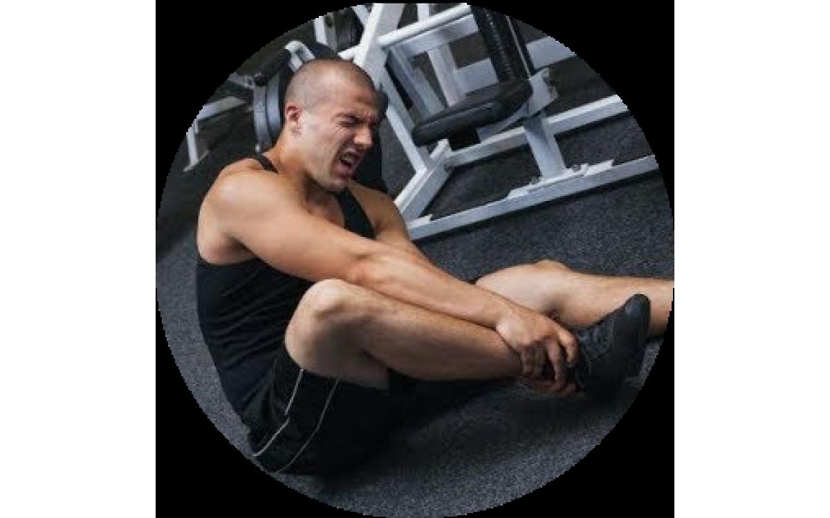 Профилактика травм в тяжелой атлетике