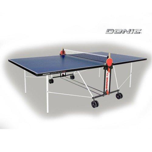 Теннисный стол DONIC INDOOR ROLLER FUN BLUE 19мм недорого купить онлайн