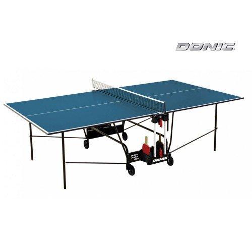 Теннисный стол DONIC INDOOR ROLLER 400 BLUE недорого купить онлайн