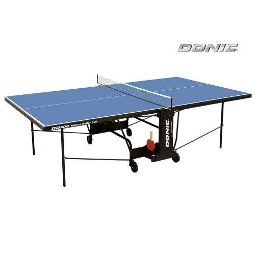 Теннисный стол DONIC INDOOR ROLLER 600 BLUE недорого купить онлайн