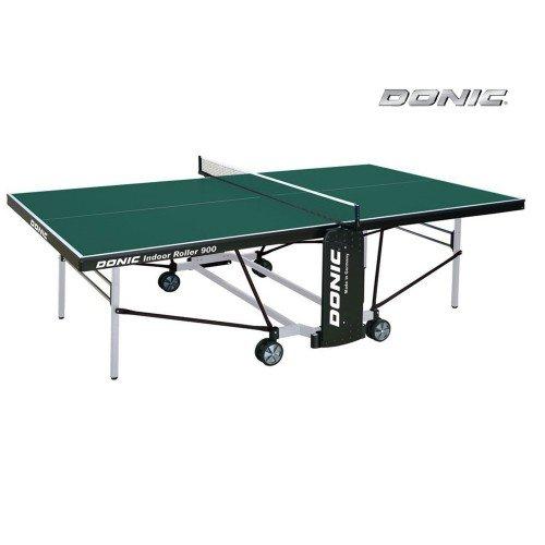 Теннисный стол DONIC INDOOR ROLLER 900 GREEN недорого купить онлайн