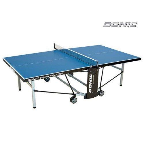 Теннисный стол DONIC OUTDOOR ROLLER 1000 BLUE недорого купить онлайн