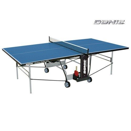 Теннисный стол DONIC OUTDOOR ROLLER 800-5 BLUE недорого купить онлайн