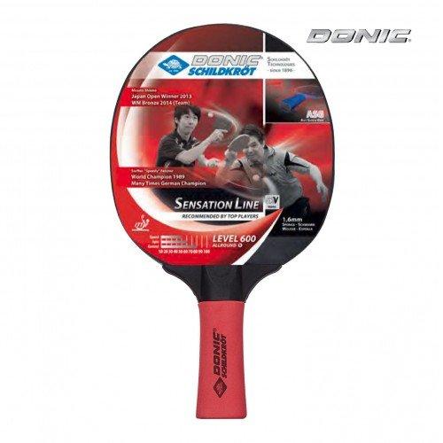 Ракетка для настольного тенниса DONIC SENSATION 600 недорого купить онлайн