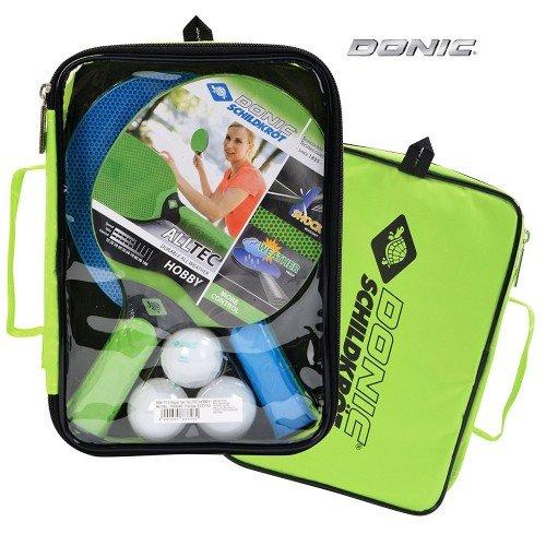 Набор DONIC ALLTEC HOBBY OUTDOOR (2 ракетки, 3 мячика, чехол) недорого купить онлайн
