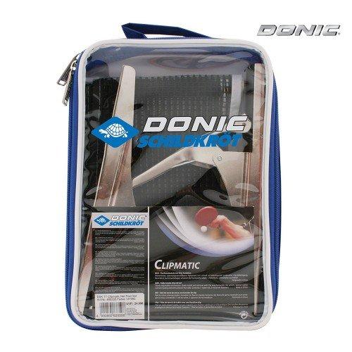 Сетка настольного тенниса DONIC CLIPMATIC в комплекте недорого купить онлайн