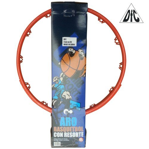 Кольцо баскетбольное 18' DFC R3 недорого купить онлайн
