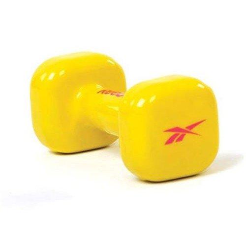 Гантель 3 кг Dumbbell Yellow желтая (шт) RAWT-11053YL  недорого купить онлайн