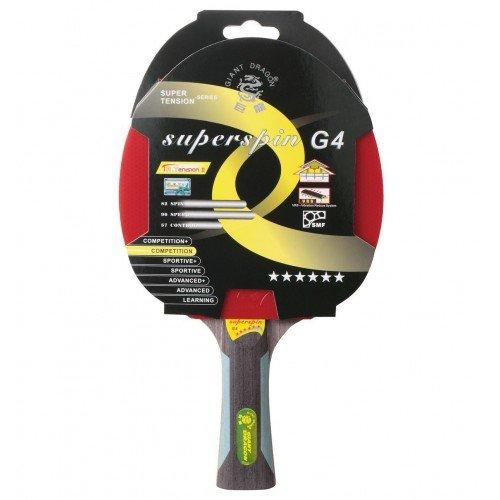 Ракетка для настольного тенниса GIANT DRAGON SuperSpin недорого купить онлайн