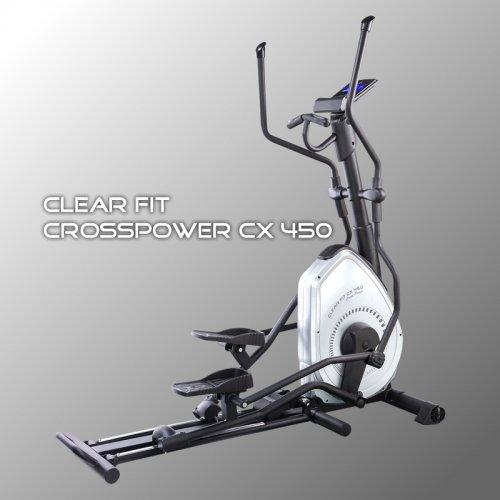 Эллиптический тренажер Clear Fit CrossPower CX 450 недорого купить онлайн